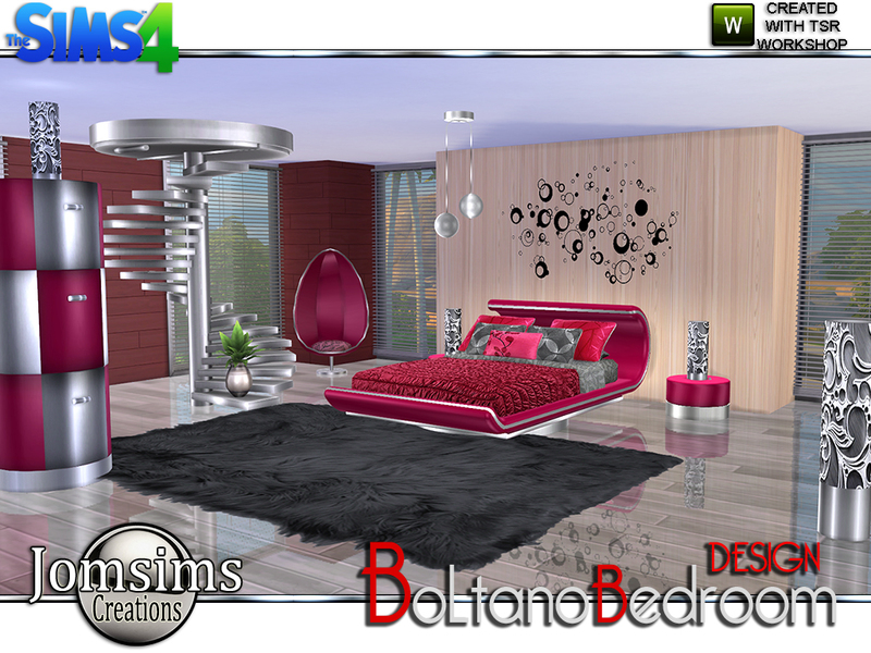 Boltano Design Bedroom BY jomsims