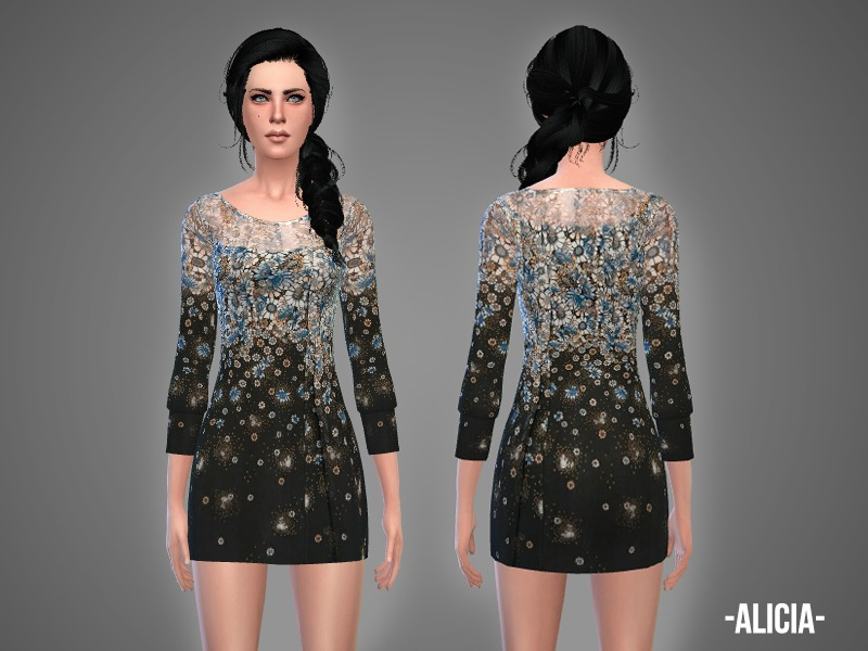 Alicia - dress  BY -April-