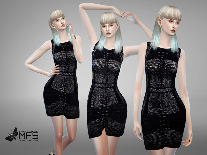 MFS Adrienne Dress BY MissFortune