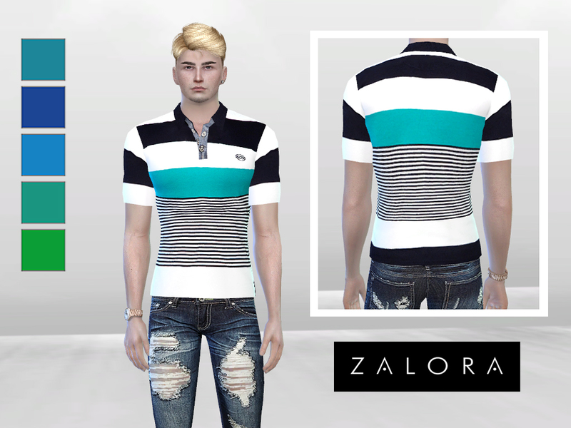 Cool Confidence Polo Shirt BY McLayneSims