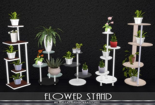 Flower Stands by Hellen