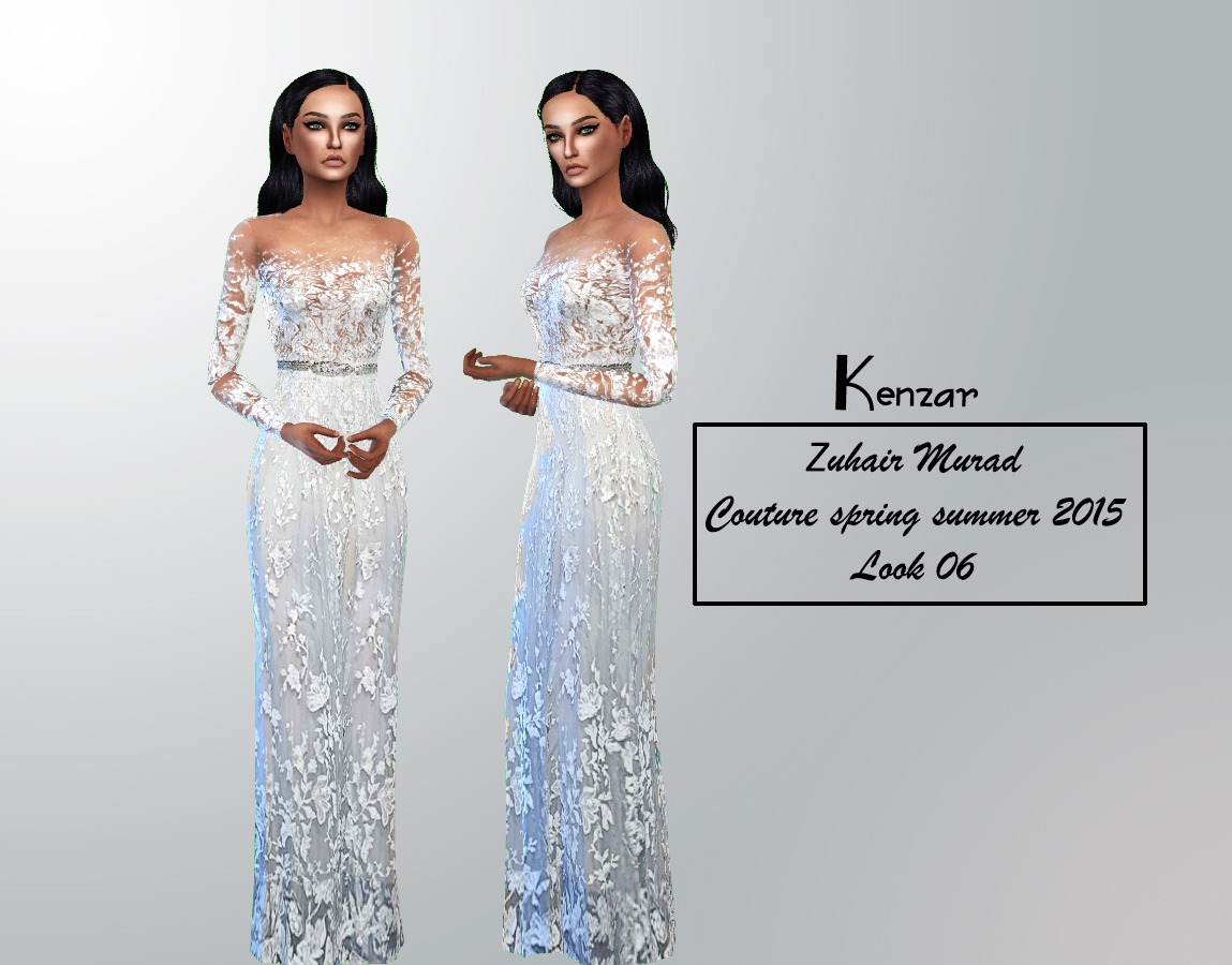 Zuhair Murad Spring / Summer 2015 by KenzarSims
