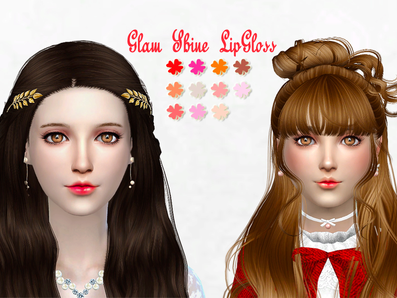 Glam Shine Lip Gloss by SakuraPhan