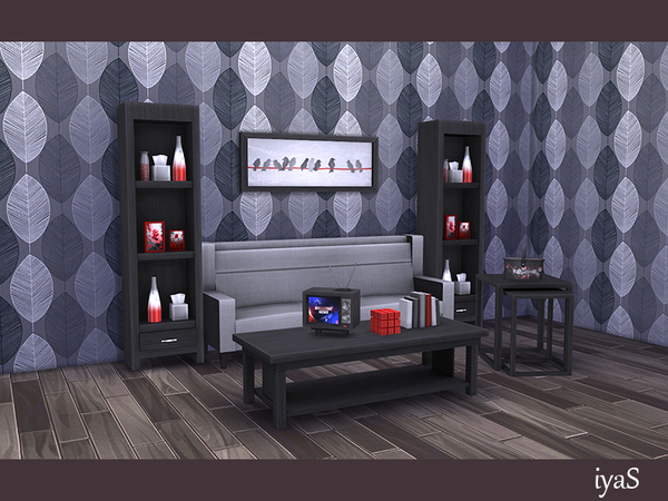 Gallio Living Room by soloriya