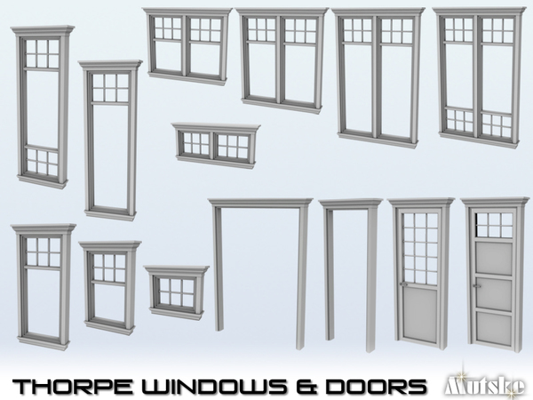 Thorpe Windows and Doors by mutske