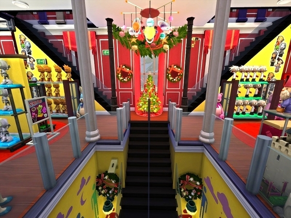 Toy Store C&C by casmar