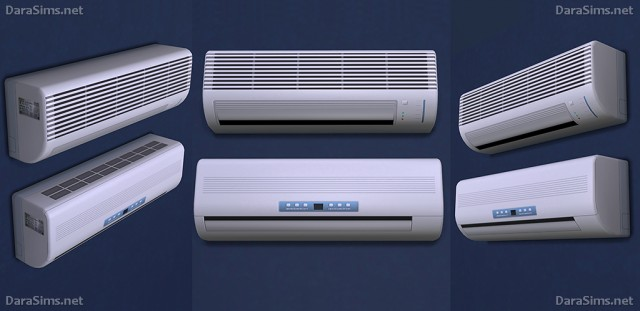 Air conditioners by Darasims