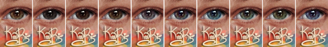 KRA Eye JR1: 10 Colors by Kl2al2is