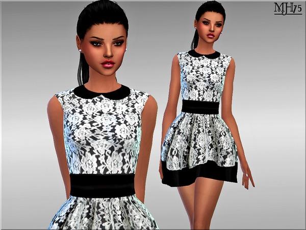 S4 Clirissa Dress by Margeh-75