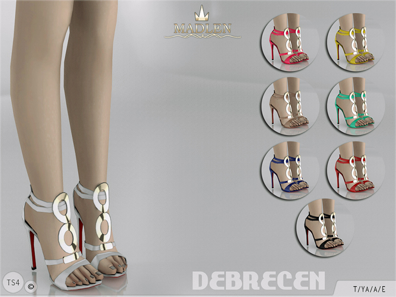 Madlen Debrecen Shoes BY  MJ95