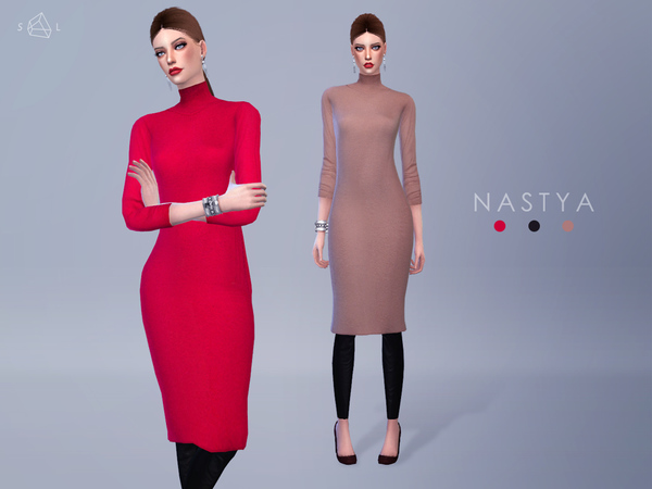 Long Sweater - NASTYA by starlord
