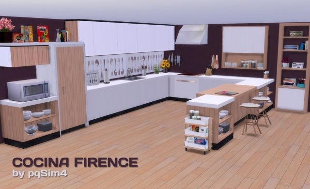 Cocina Firence by PqSim4