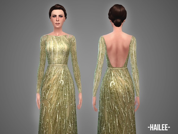 Hailee - gown by -April-