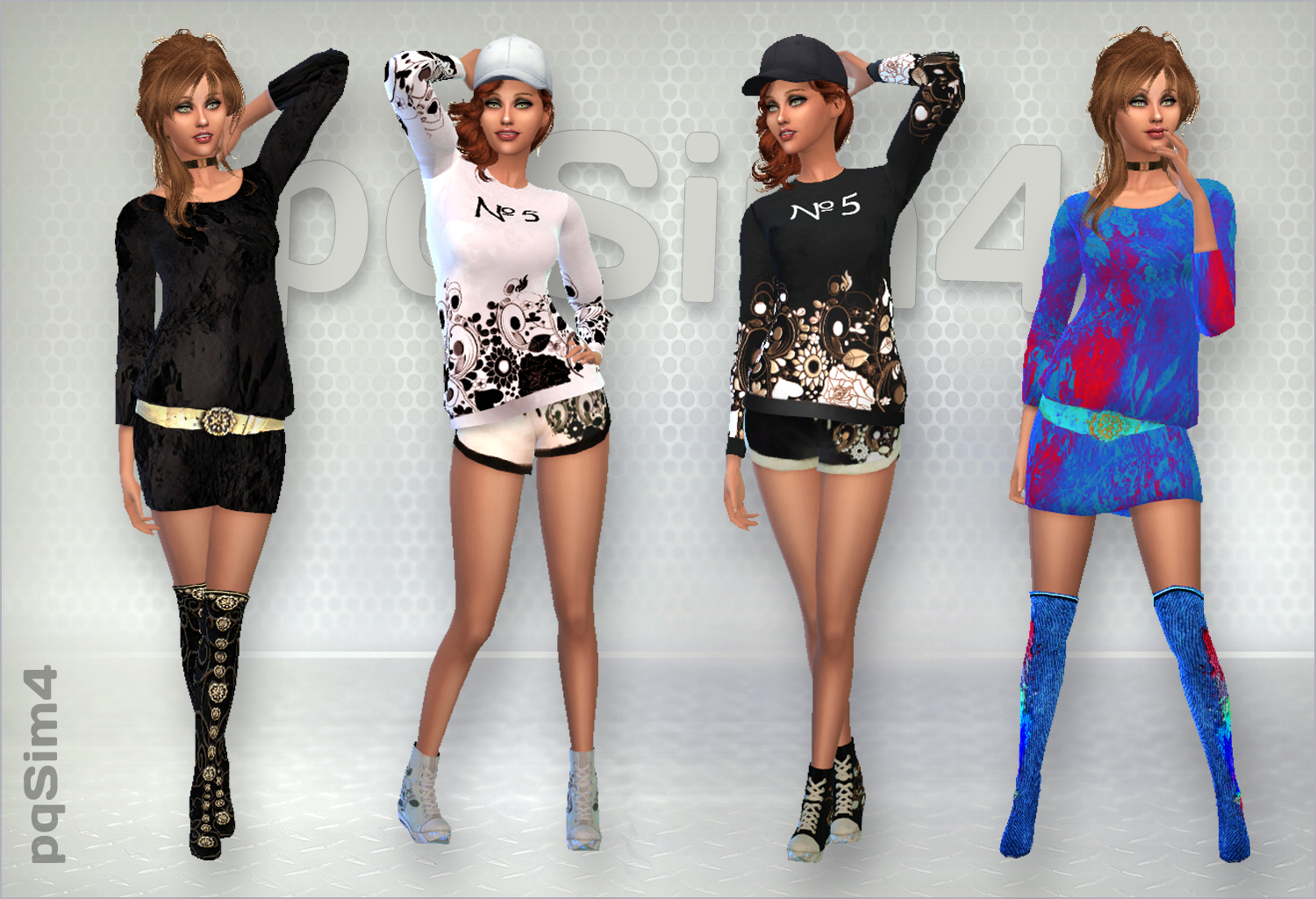 Moda Joven By   PQSIMS4
