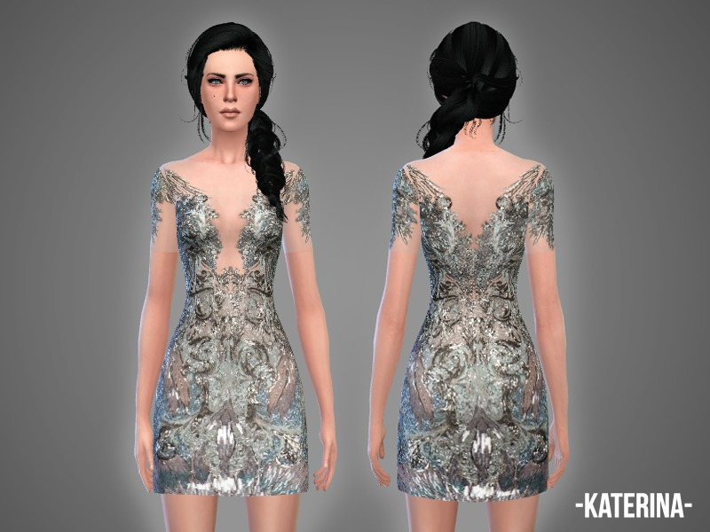 Katerina - dress BY -April-