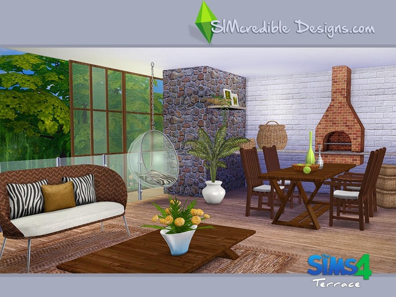 Terrace BY SIMcredible!