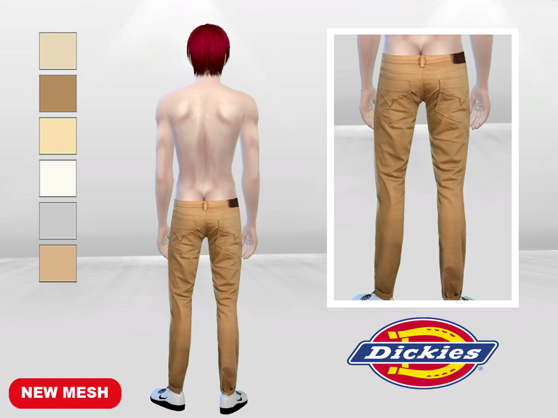 Smart Casual Skinny Pants BY McLayneSims