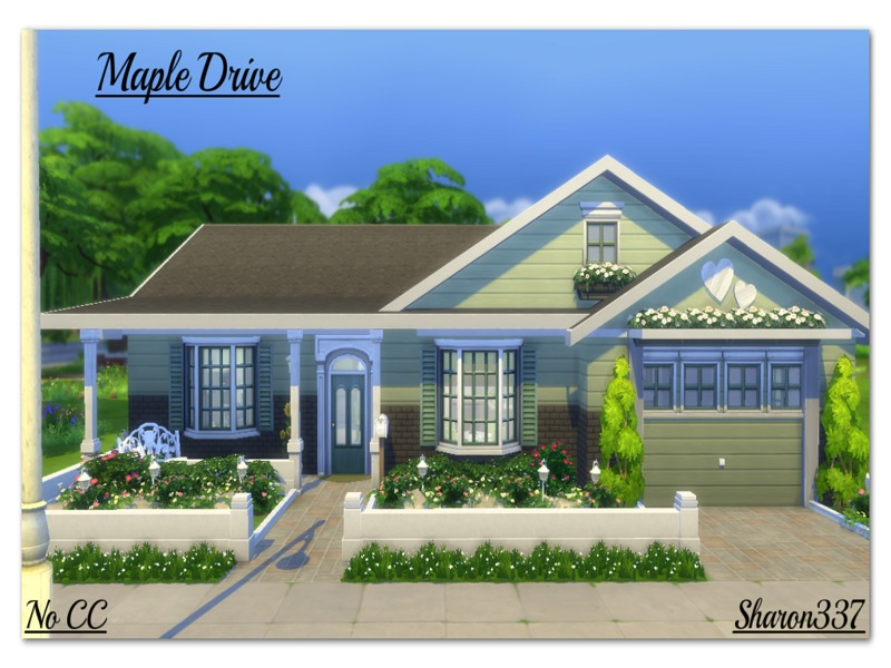 Maple Drive   BY sharon337