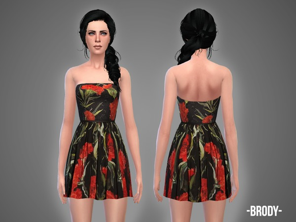 Brody - dress by -April-