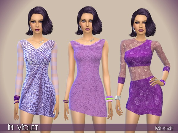 InViolet by Paogae