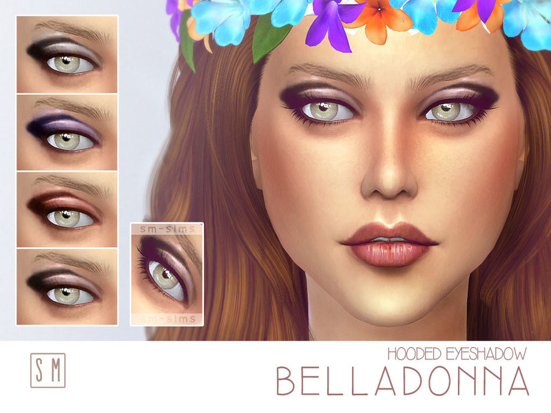 [ Belladonna ] - Hooded Eyeshadow BY Screaming Mustard