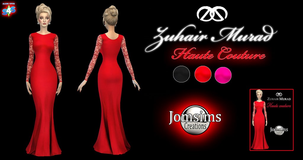 Zuhair murad haute couture by JomSims
