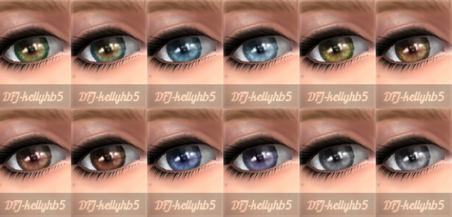 """Dewdrop"" - Eye Contacts by kellyhb5"
