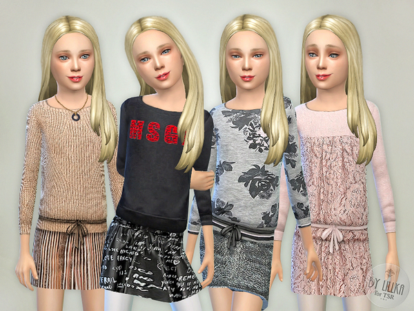 Designer Outfits Collection P02 by lillka