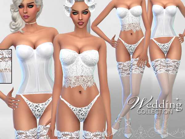 Wedding Night Collection by Pinkzombiecupcakes