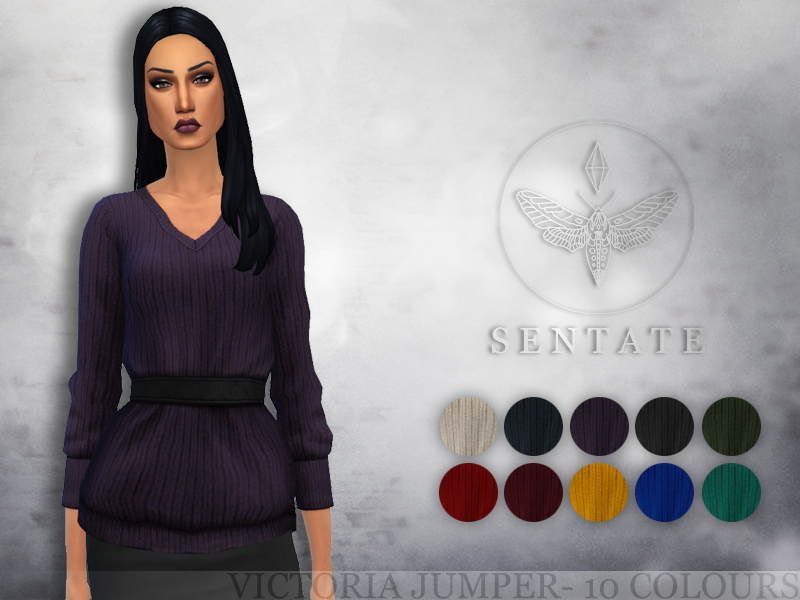Victoria Jumper  BY Sentate
