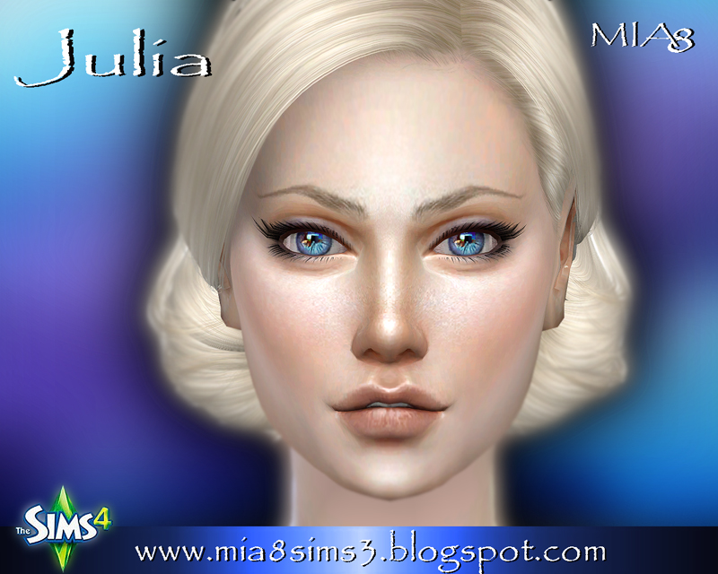 Julia by Mia8