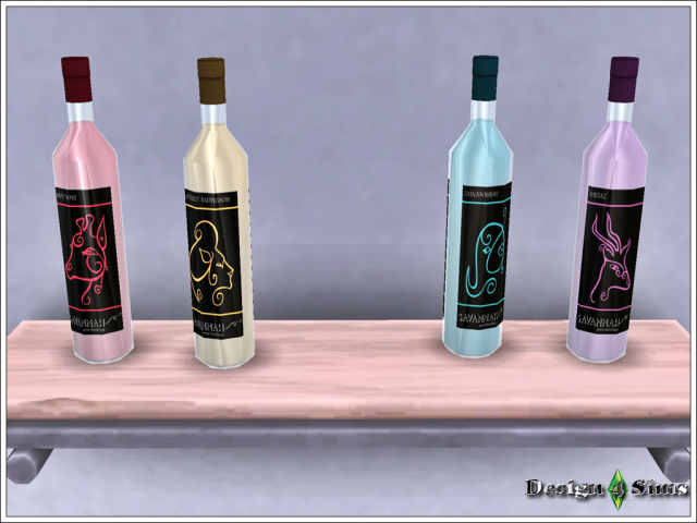 Zodiac Collection by Design4Sims