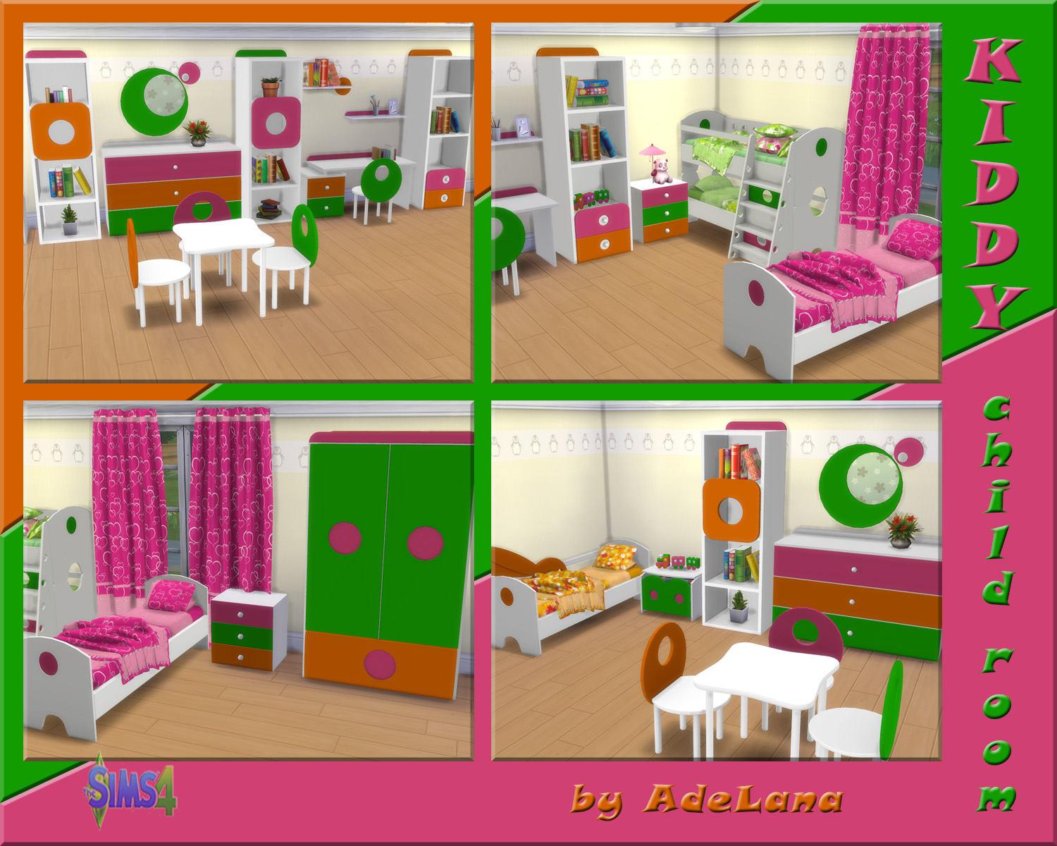 Kiddy Child room by AdeLanaSP