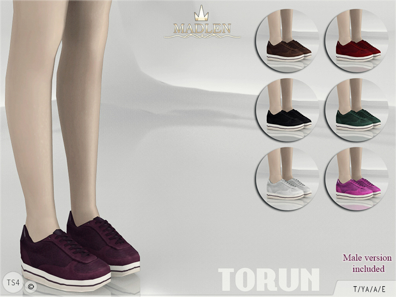 Madlen Torun Sneakers BY MJ95
