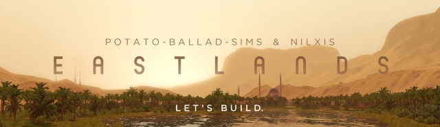 The Eastlands by Nilxis & Potato-Ballad-Sims