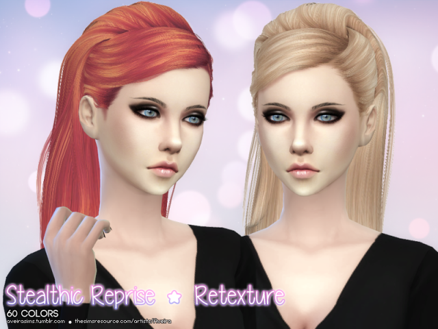 Stealthic Reprise - Retexture by Aveira