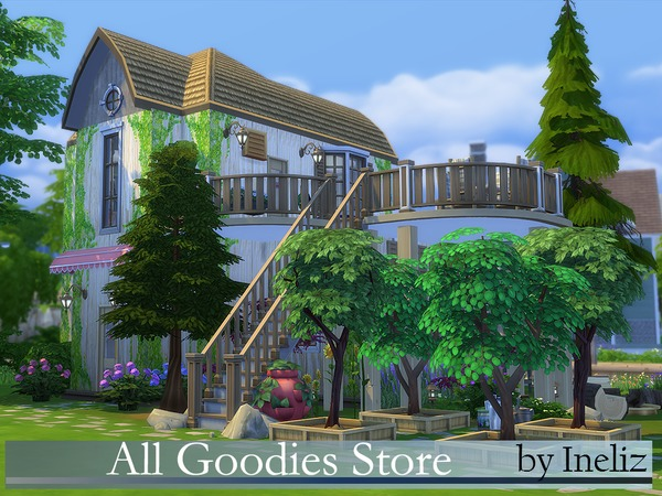 All Goodies Store by Ineliz