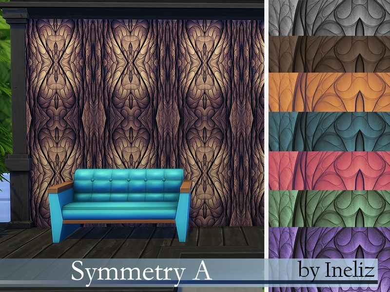 Symmetry A BY Ineliz