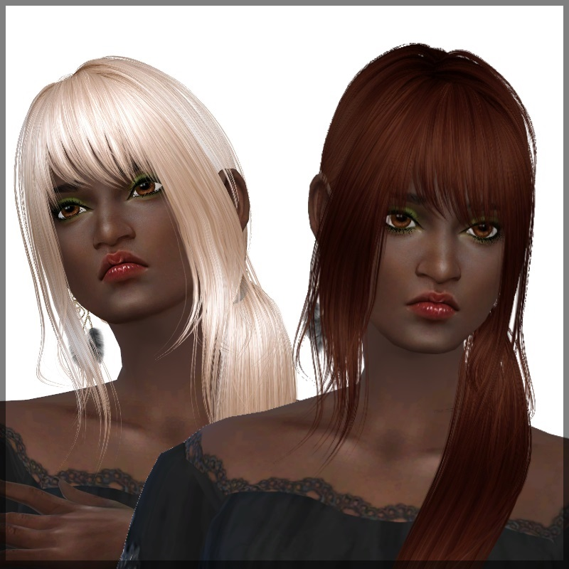 Hair Edit / Retexture for Females by Dachs