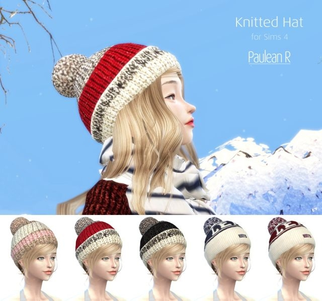Roots Knitted Hat by PauleanR