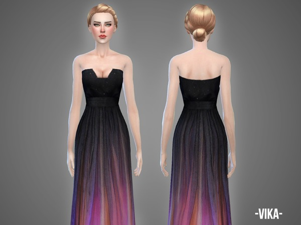 Vika - gown by -April-