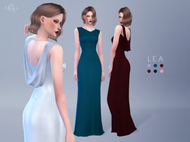 Dress - LEA by starlord