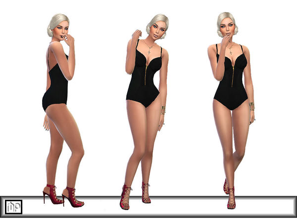 Venus 9 Poses Set by MartyP