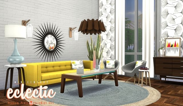 Mid Century Eclectic Object Set by Peacemaker IC