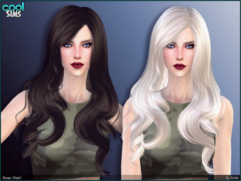 Anto - Roses (Hair)  BY Anto