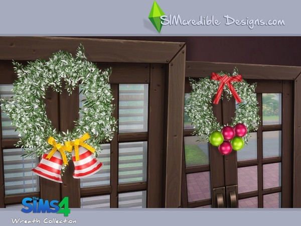 Wreath Collection by SIMcredible