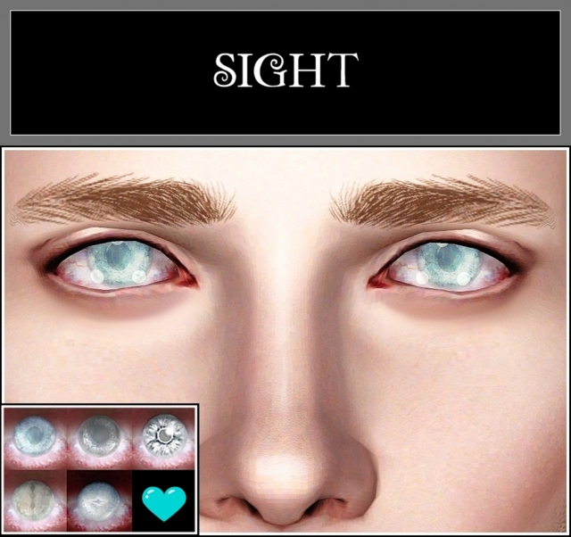 SKYRIM EYES by Moonskin93