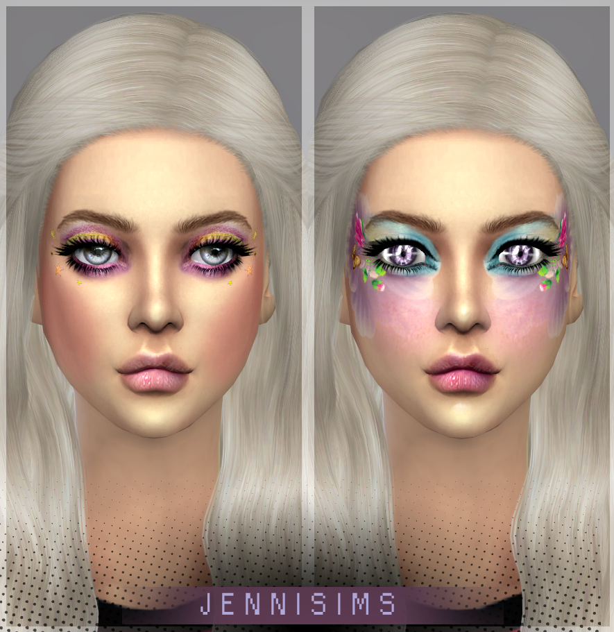 Artistic Illusions Eye Shadow by JenniSims