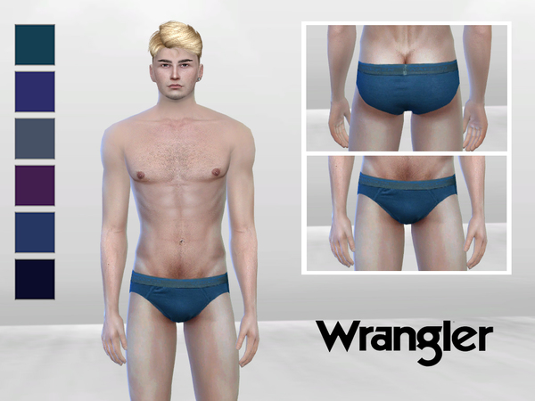 Hipster Inked Brief by McLayneSims