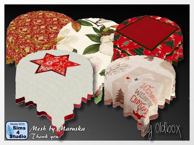 Tablecloths by Oldbox